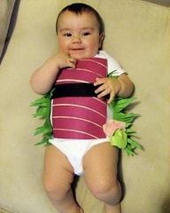 185-sushi-baby-costume-תחפושת-תינוק-סושי
