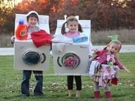 145-laundry-kids-costume-תחפושת-ילדי-כביסה