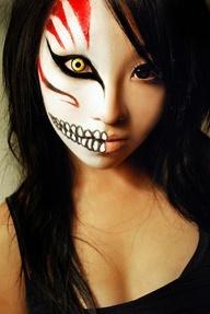 137-half-scall-makeup-איפור-חצי-גולגולת