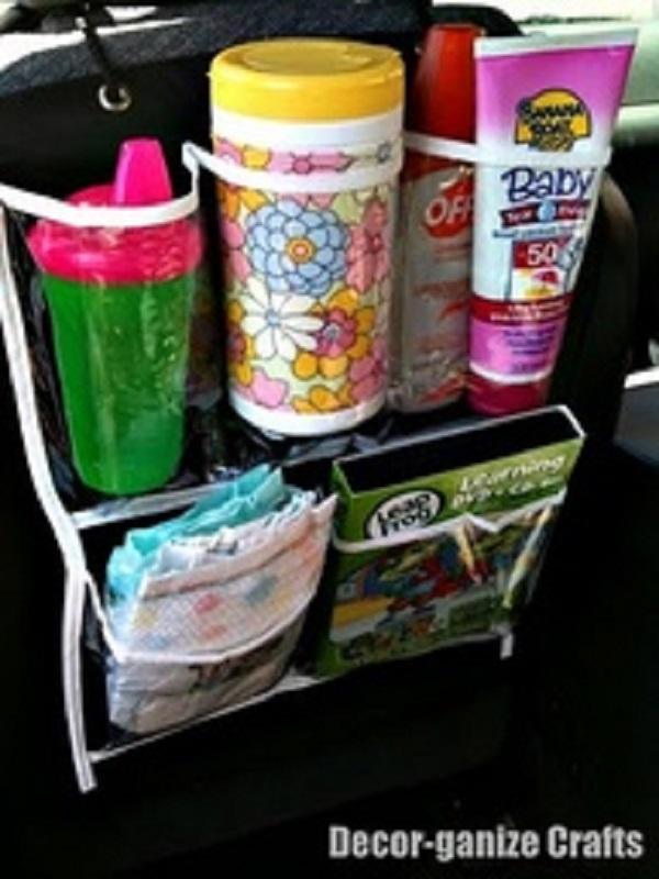 535-car-organizer-baby-תינוק-אירגון-רכב