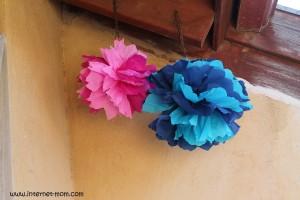 1951-paper-flower-פרח-נייר
