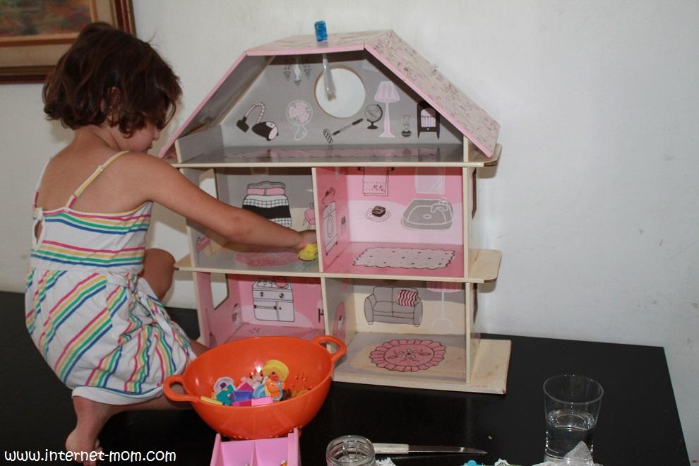 פרויקט חדר ילדים