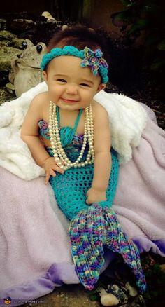 2451-baby-mermaid-בת-ים-תחפושת