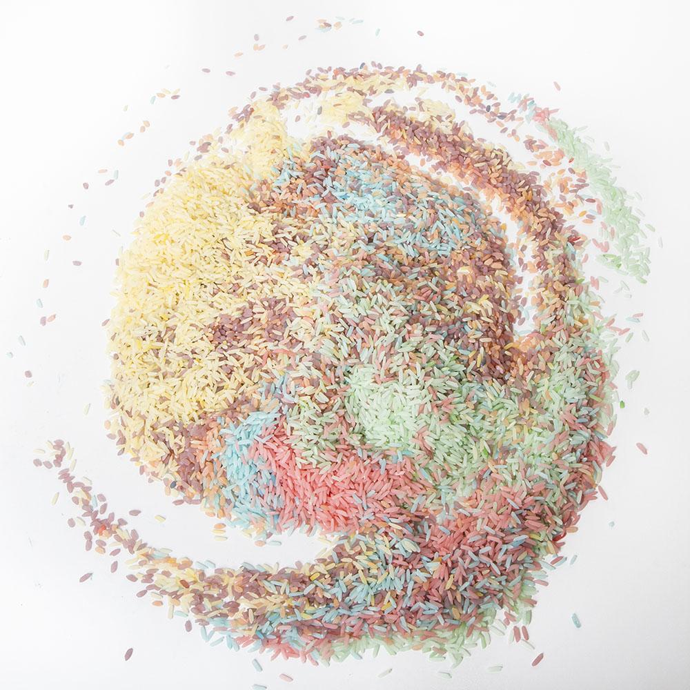 אורז צבעוני (ספר וערכה)