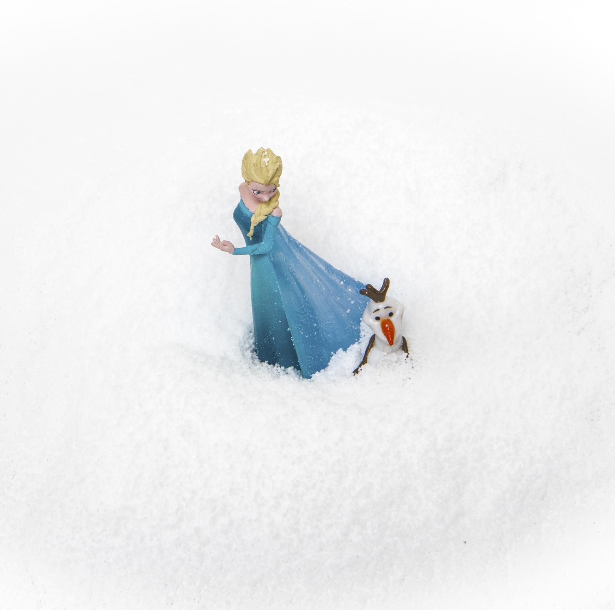 הכנת שלג