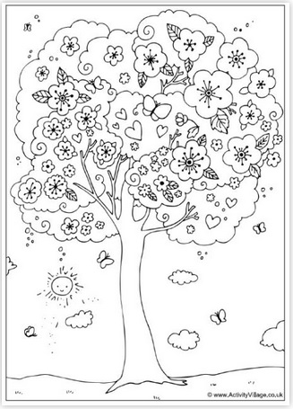 3168-coloring-pages-דפי-צביעה-טו-בשבט