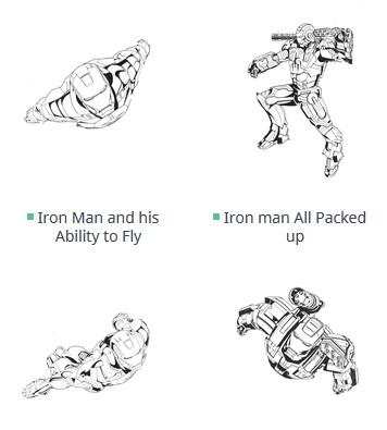 3258-iron-man-coloring-pages-דפי-צביעה-איש-הברזל-איירון-מן
