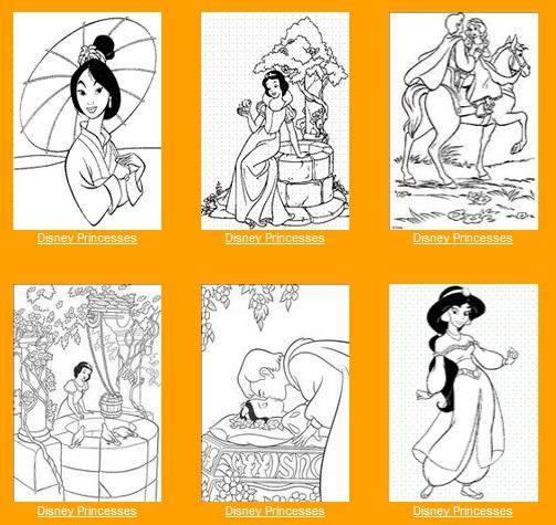 3262-disney-princess-coloring-pages-דפי-צביעה-נסיכות-דיסני