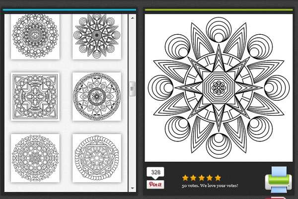 3265-mandala-coloring-pages-מנדלה-דפי-צביעה