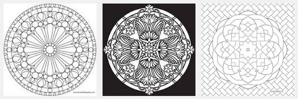 3269-mandala-coloring-pages-מנדלה-דפי-צביעה