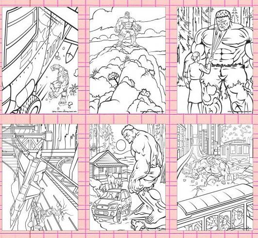 3277-incredible-hulk-coloring-pages-דפי-צביעה-הענק-הירוק