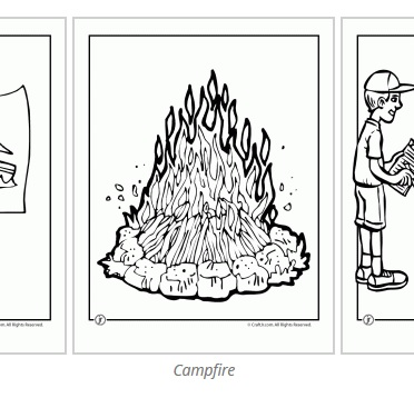 3291-lag-baomer-coloring-pages-דפי-צביעה-לג-בעומר