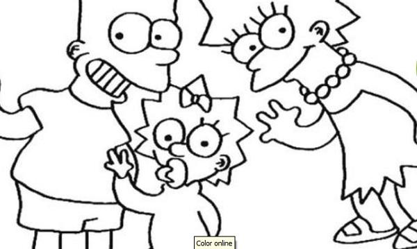 דפי צביעה של סדרות טלויזיה אהובות