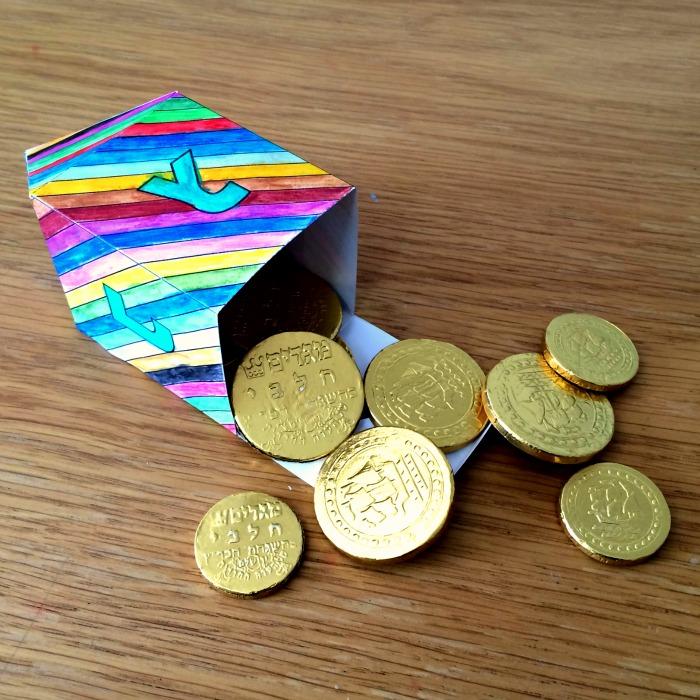 3781-paper-driedel-סביבון-נייר