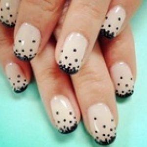 387-french-nails-פרנץ'-מניקור