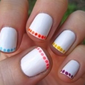 390-french-nails-פרנץ'-מניקור