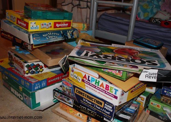 פרויקט משחקי קופסא