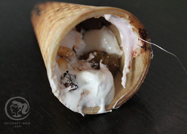 גלידת מדורה