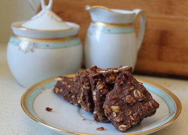 ממתק שוקולד בריא