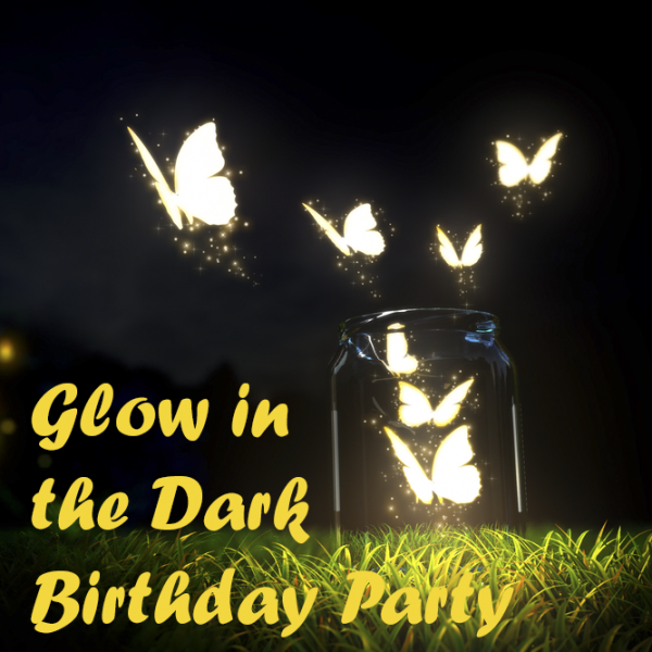 יום הולדת זוהר בחושך