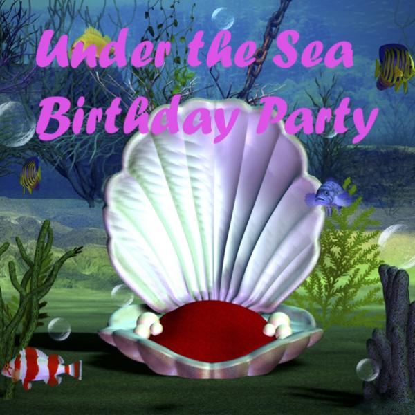 יום הולדת מתחת למים