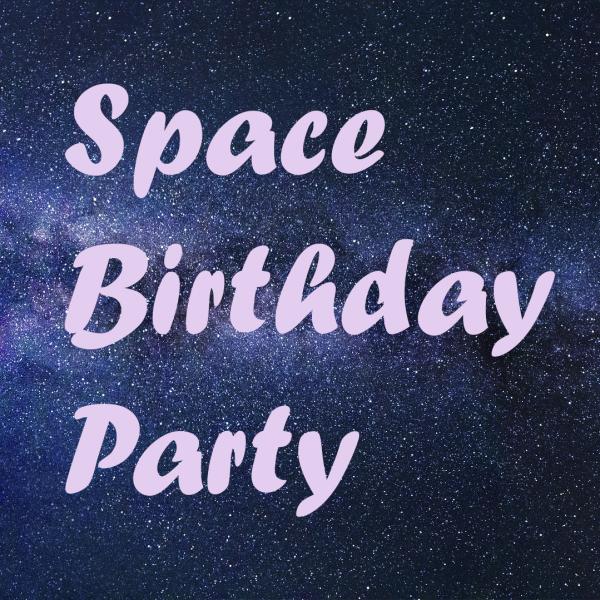 יום הולדת בחלל החיצון