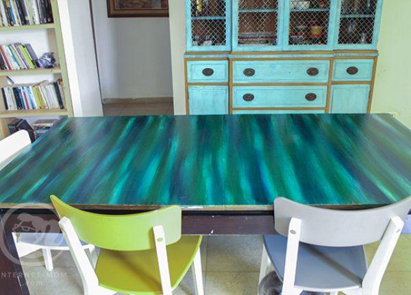 שדרוג רהיטים עם… רוק של חדקרן!