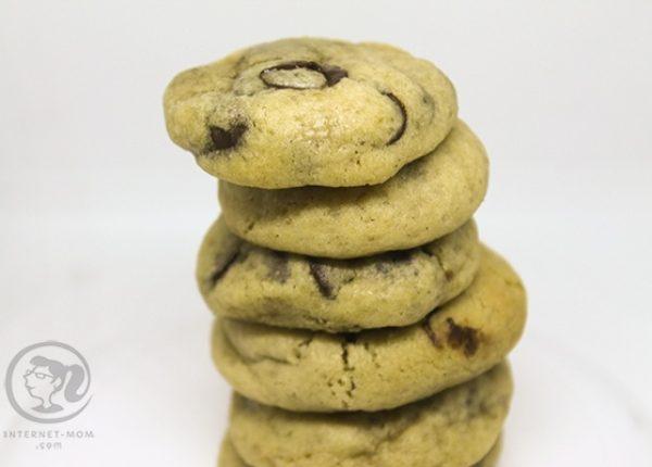 עוגיות שוקולד צ'יפס הכי טובות