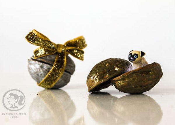 מתנה בתוך אגוז