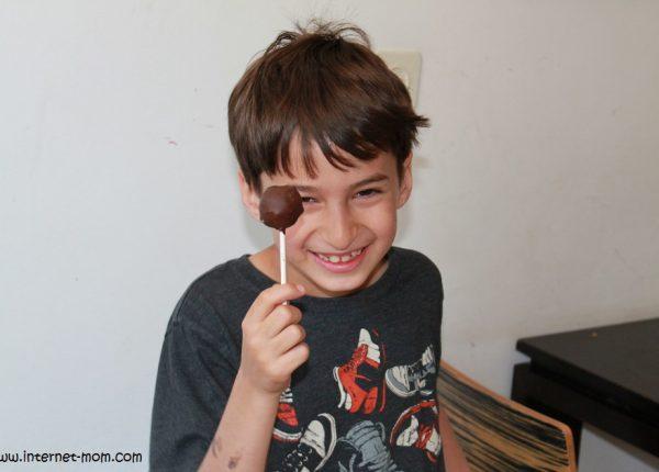 ממתק קוקוס שוקולד