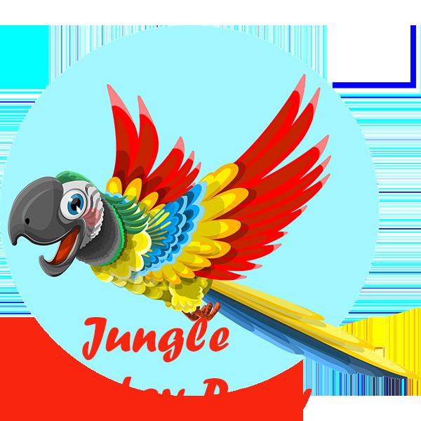 יום הולדת בג'ונגל